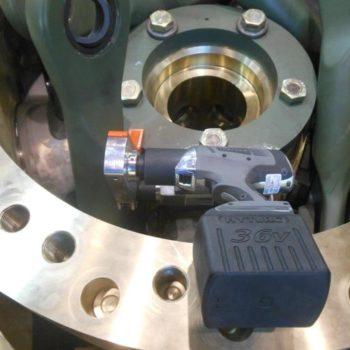 Lithium med offsert ratchet link på 46mm bolt